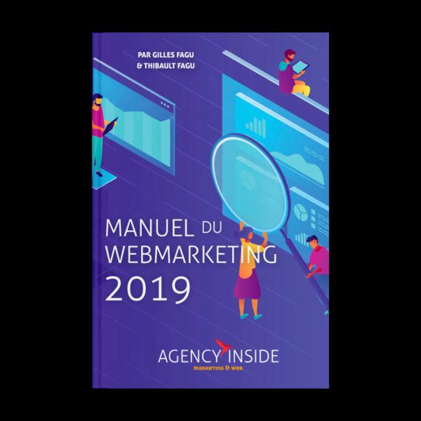 couverture manuel webmarketing 2019