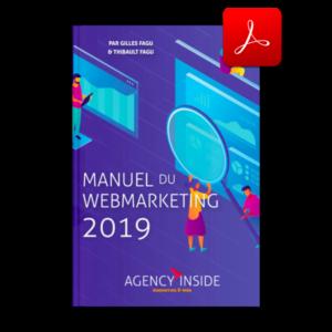 FORMAT PDF manuel webmarketing 2019